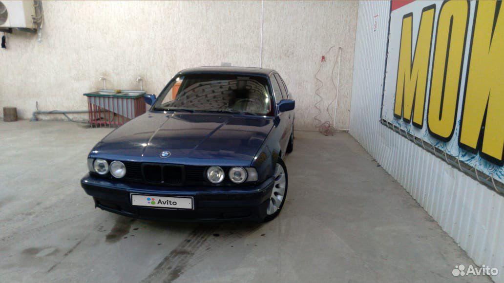 BMW 5 серия, 1989  89960117990 купить 2