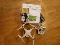 Продам квадрокоптер DJI Phantom 3 4К
