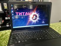 Ноутбук Toshiba C660(Ст1Б)