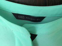 Неоновая блуза marks & spencer