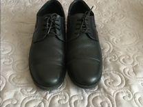 Продам туфли на мальчика 39 размер Натуральная кож