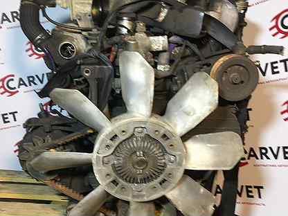 Двигатель isuzu 4JG2T 3.1 л 95-115 л.с