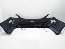 Бампер задний AMG Mercedes W205 C