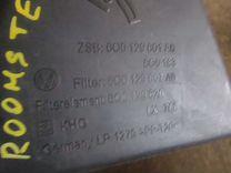 Корпус воздушного фильтра Skoda Roomster