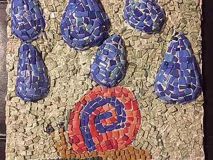 Изделия из мозаики ручной работы на заказ