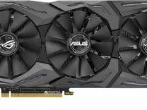 Видеокарта Asus GeForce GTX 1070 Ti strix
