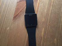 Sony смарт часы