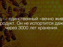 """Мед Башкирский """"Семейная Пасека """""""