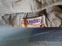 Вельветовые брюки Zeplin на лето