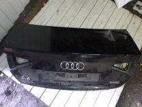 Крышка багажника Audi A4 2012+
