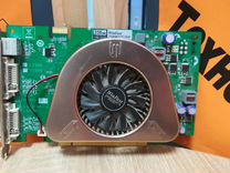 Видеокарта (Б/У) GeForce 8600 GTS PCI-E DDR3 512Mb