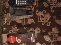 Телефон стационарный Supra STL-120