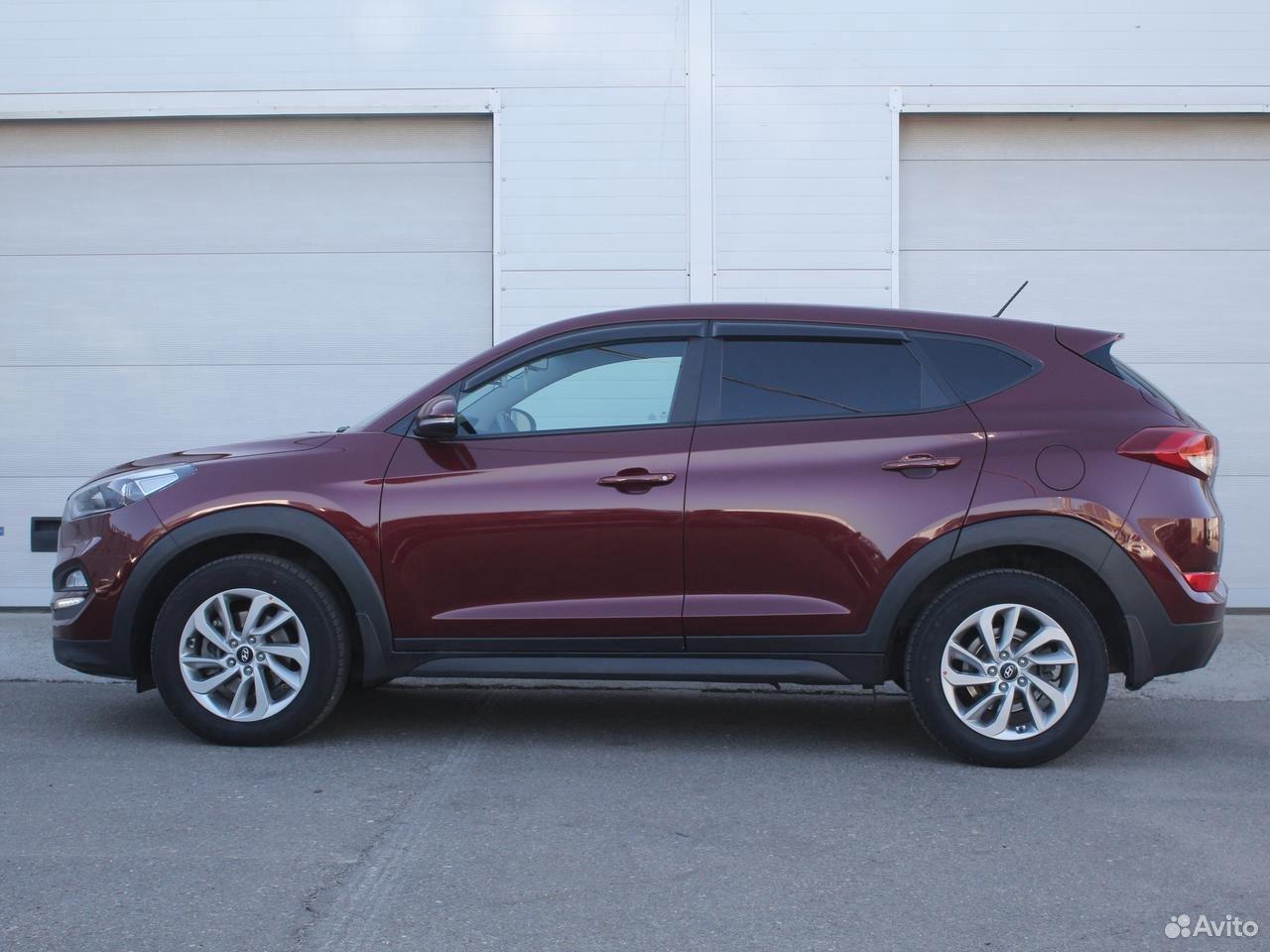 Hyundai Tucson, 2015  88612441252 купить 3