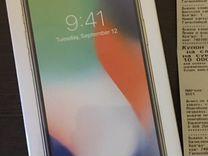Apple iPhone X 64 Новый