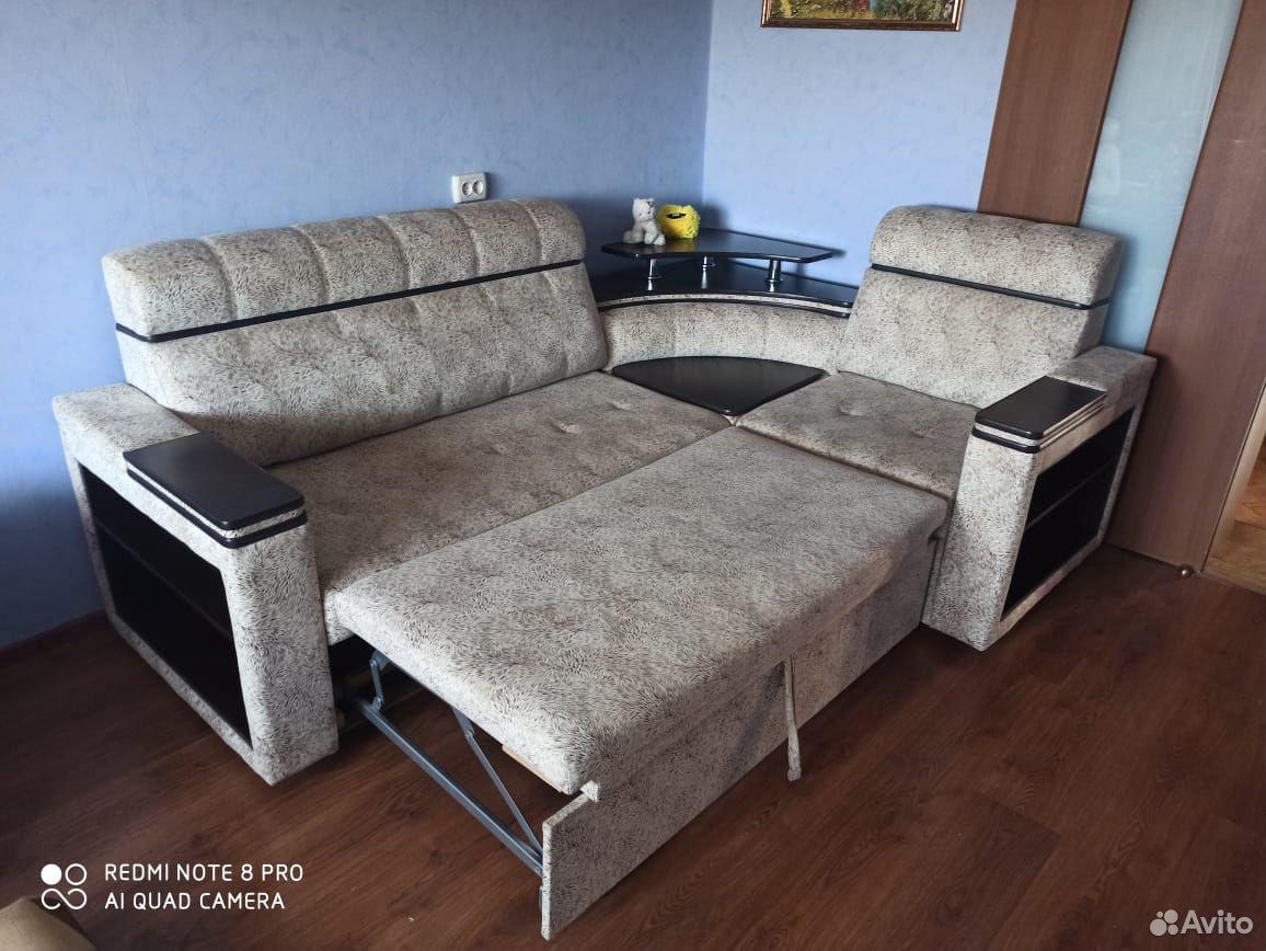 Диван и кресло-кровать  89276673237 купить 4