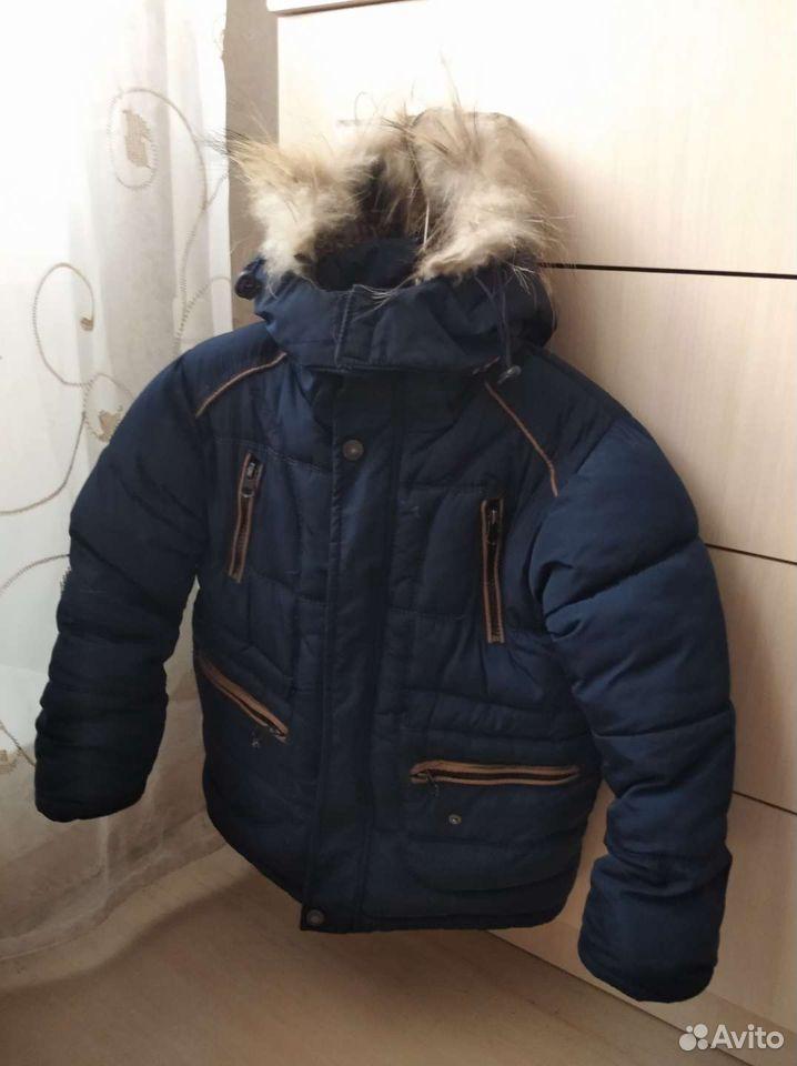 Детская зимняя куртка  89538127716 купить 2