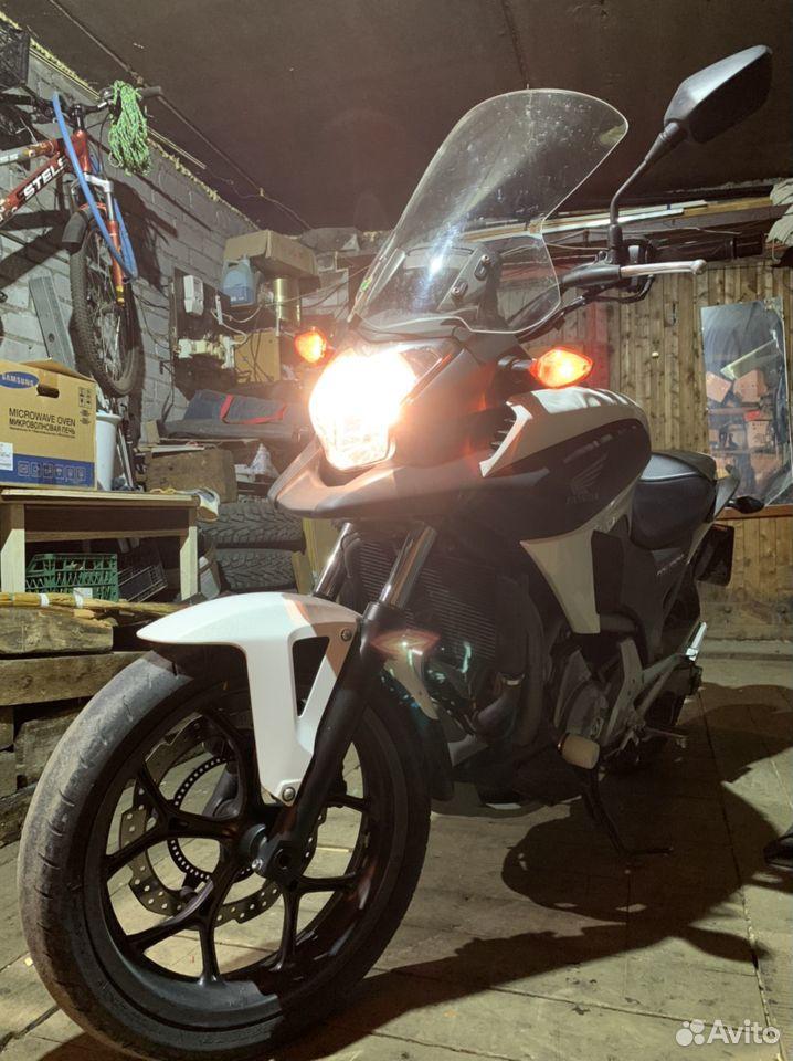 Honda NC700X, 2012, 18000 км