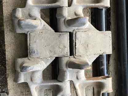 Звено гусеницы 73-3209004 рмш