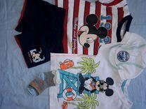 Пакет фирменной летней одежды на 3-6 месяцев