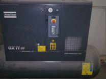 Винтовой компрессор Atlas Copco GX11 FF