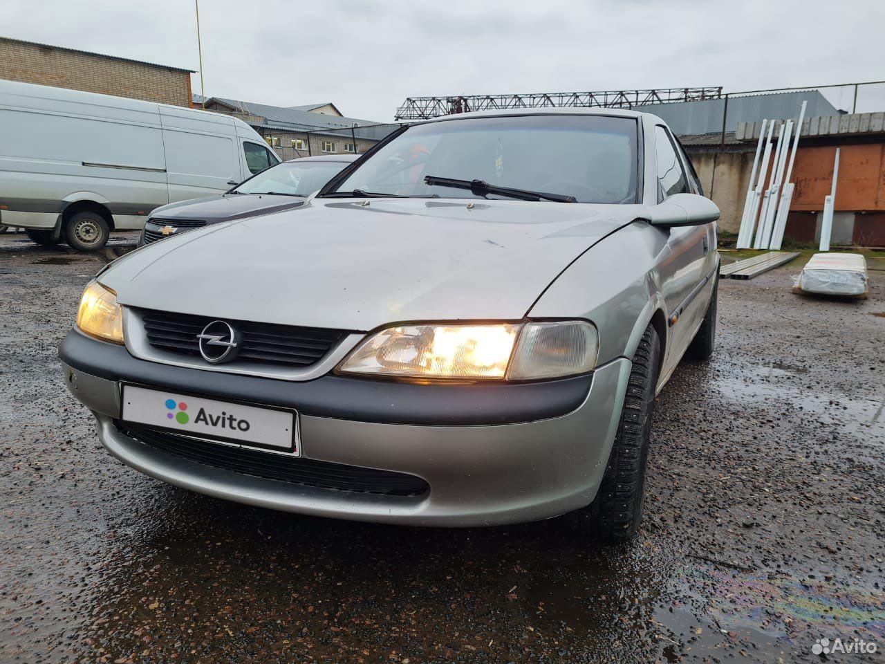 Opel Vectra, 1997  89062221650 купить 1
