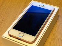 Смартфон Apple iPhone SE 32GB (розовое золото)