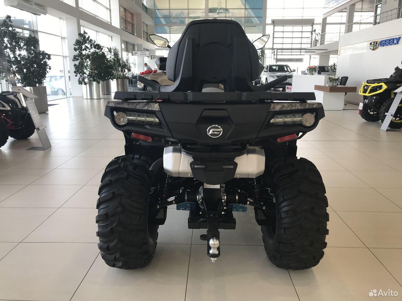 Квадроцикл cfmoto cforce 800 HO EPS (X8 H.O.EPS)  88792225000 купить 3