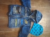 Джинцевка куртка