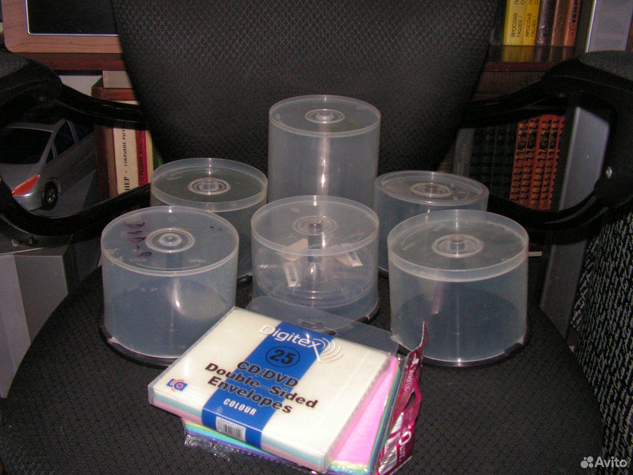 Боксы для DVD CD дисков  89529299807 купить 1
