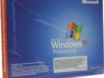 Windows XP Professional оем