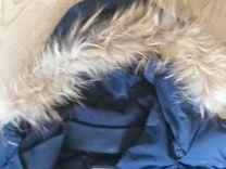 Зимний пуховик 3в1 O'hara с капюшоном с мехом