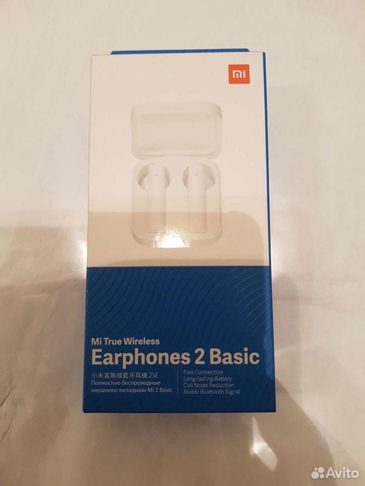 Беспроводные наушники earphones 2 basic  89316065696 купить 1