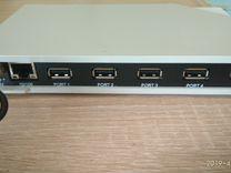 USB-хаб Digi anywhereusb/5