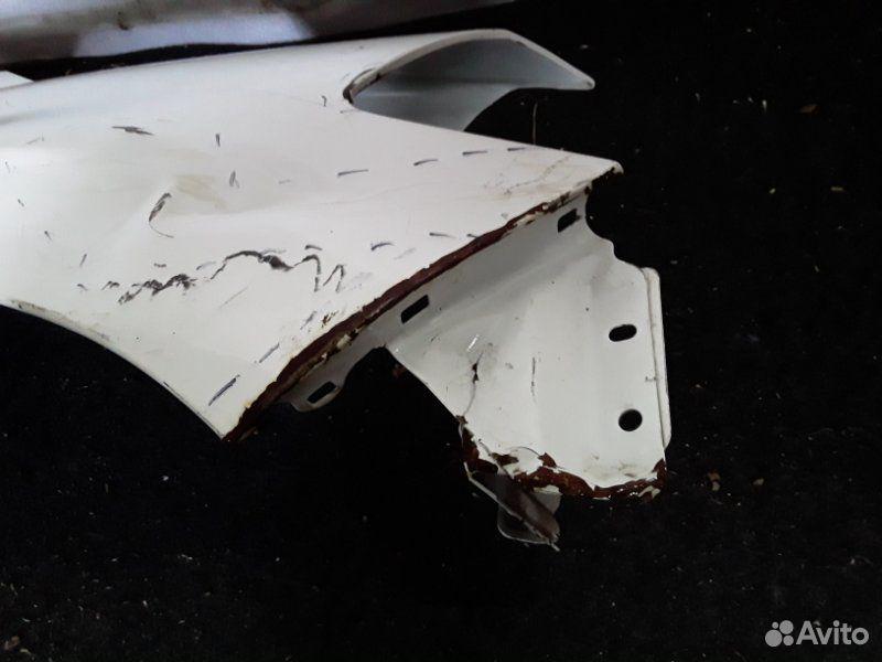 Крыло переднее правое Nissan Tiida C-11 2007-2014  89196068635 купить 4