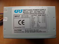 Б/П Switching Power Supply CRS MPT-300 PMC 1022