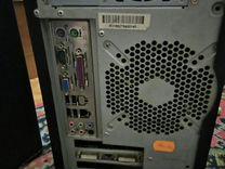 Системник 4х ядерный на 775 с ддр3 памятью