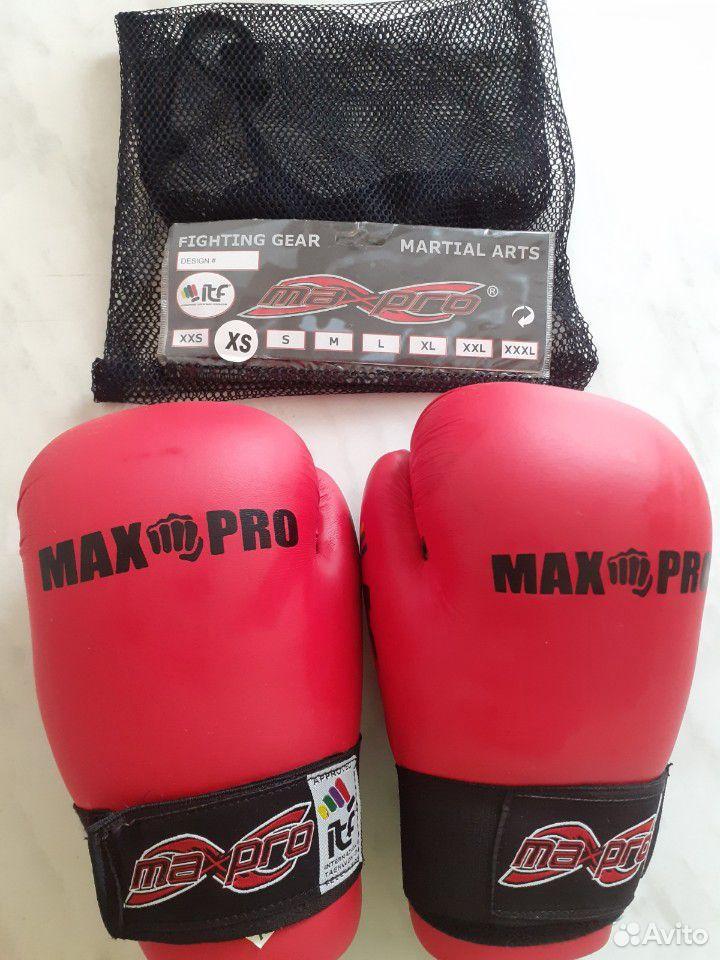 Перчатки для тхэквондо  89533905555 купить 1