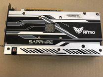Sapphire Nitro+ RX480 8Gb — Товары для компьютера в Казани