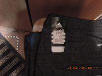 Новые джинсы adidas (утепленные)