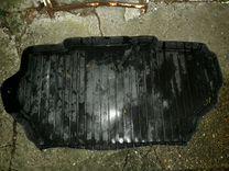 Коврик резиновый. багажник 99 09
