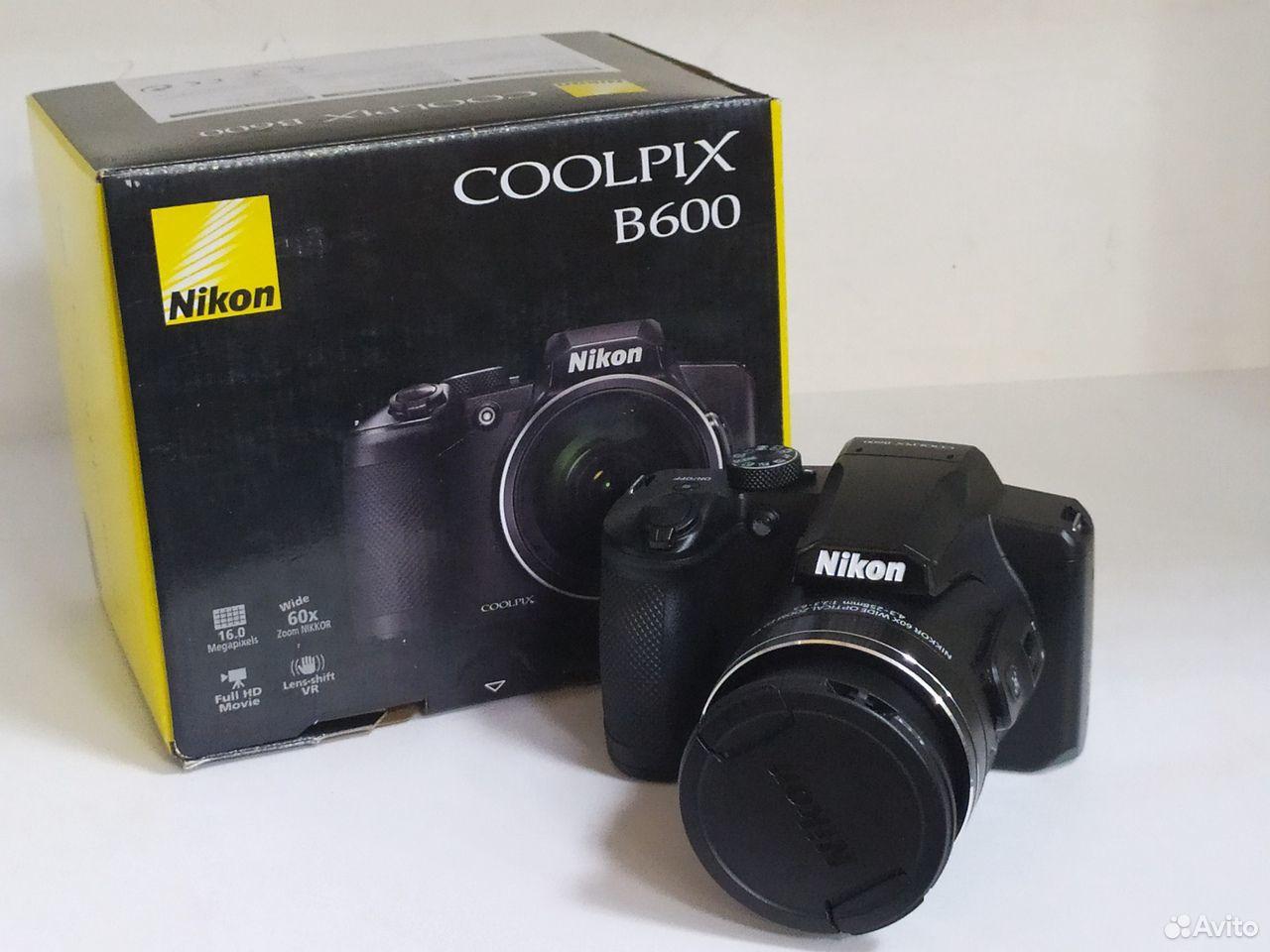 Цифровик суперзум Nikon B600  89136202941 купить 1