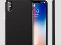 Яблочный силикон iPhone оригинал
