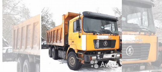 Самосвал shaanx shacman SX3251DR384