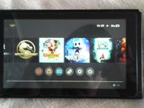 Nintendo Switch прошитая