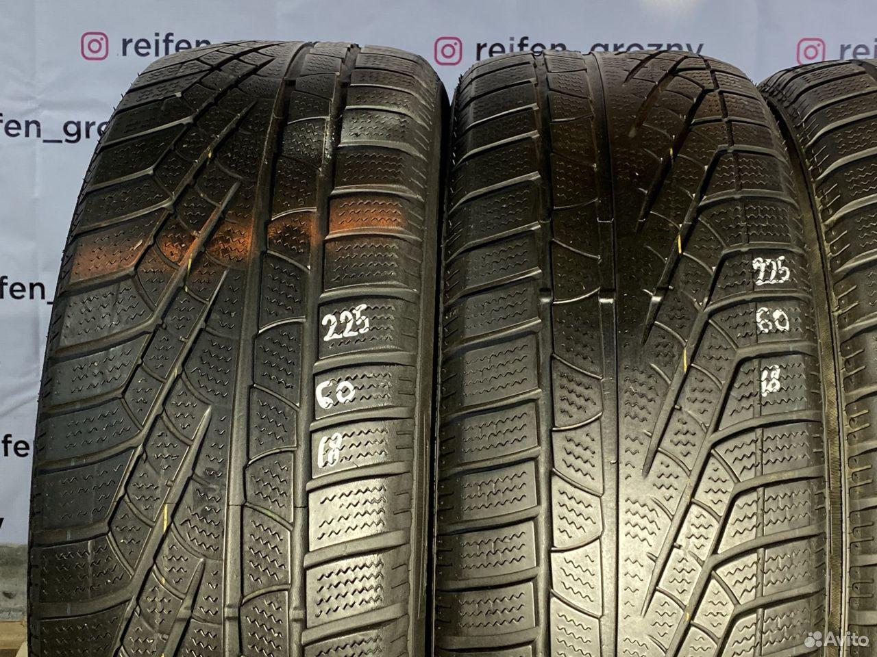 225/60/18 Pirelli SottoZero Winter 210 - 4 шт  89380001718 купить 3