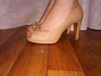Туфли новые фирменные натуральная кожа