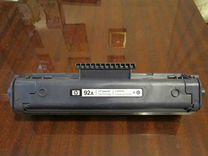 Картридж C4092A оригинальный HP