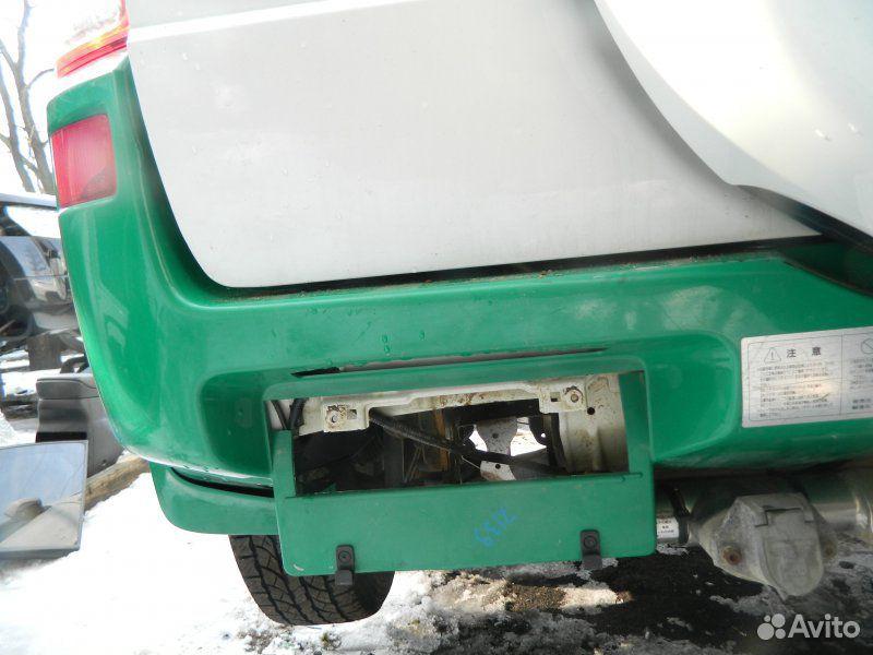 Бампер задний Suzuki Grand Vitara TD54W J20A 2005  89024819666 купить 4