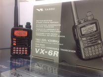 Радиостанции Yaesu VX-6R