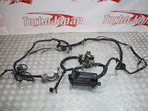 Проводка подкапотная Toyota Supra 70 MA70 RHD